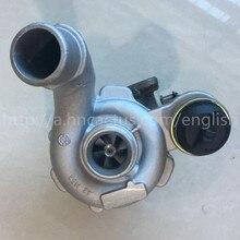 Электрический GT1549S комплект для турбонаддува 738123-5004 S 738123-5003 S 738123-0001 для Renault MEGANE 102HP 74KW F9Q двигателя