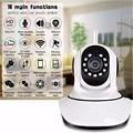 Surveilliance CCTV red HD 720 p inalámbrica wifi seguridad para el hogar cámara ip, Monitor de bebé, Visión nocturna, motion detectar