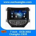 Ouchuangbo стерео авторадио gps dvd мультимедиа changan CS35 2014 2015 поддержка MP3 USB AUX Испанский бесплатно 2015 карта чили