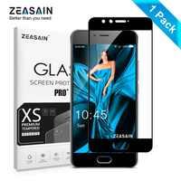 Original ZEASAIN Cover Gehärtetem Glas für Meizu M5S M5 S Meilan 5 S Displayschutzfolie Anti Scratch 2.5D Schutzglas Film