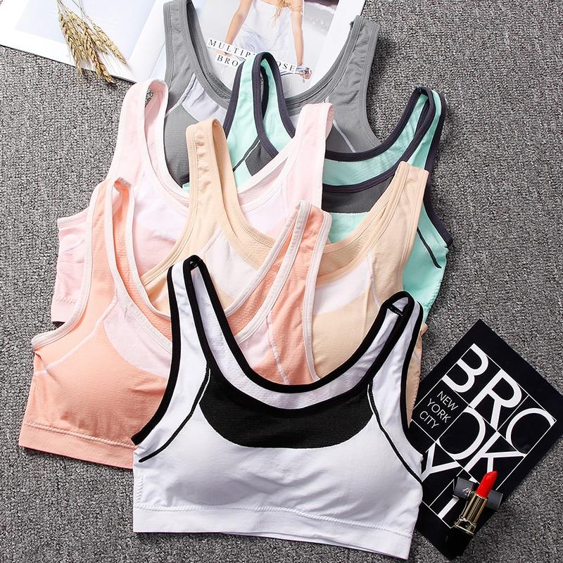 Sports Bras for Fitness Yoga Running Seamless Tank Top Fitness Women Bras Gym Ga