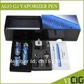 Назад G5 Сухой Травы Испаритель Ручка комплект 1.8 мл Картридж 1100 сек 650 мАч ЖК-Дисплей Аккумулятор Назад G5 Электронные сигареты комплекты