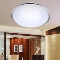 2017 천장 조명 LED 램프 직경 27 센치메터 Acryli 패널 알루미늄 프레임