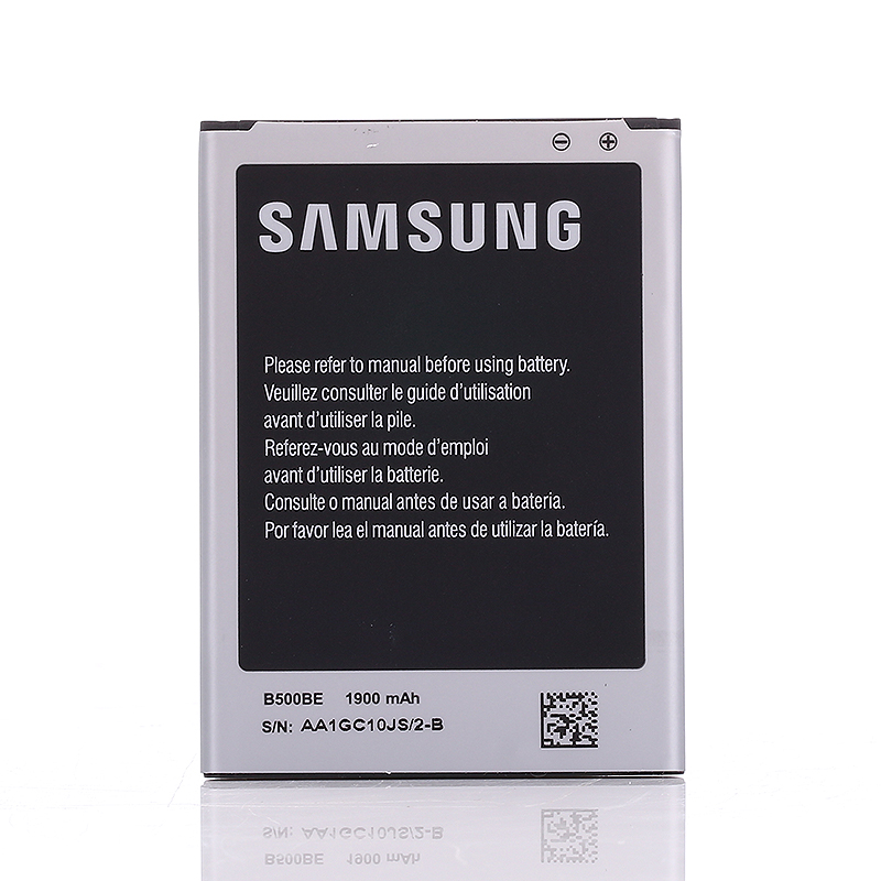 SAMSUNG Original Replacement Rechargeable Battery B500BE For Samsung GALAXY S4 Mini I9190 I9195 I9192 I9198 1900mah I9195 S4MINI