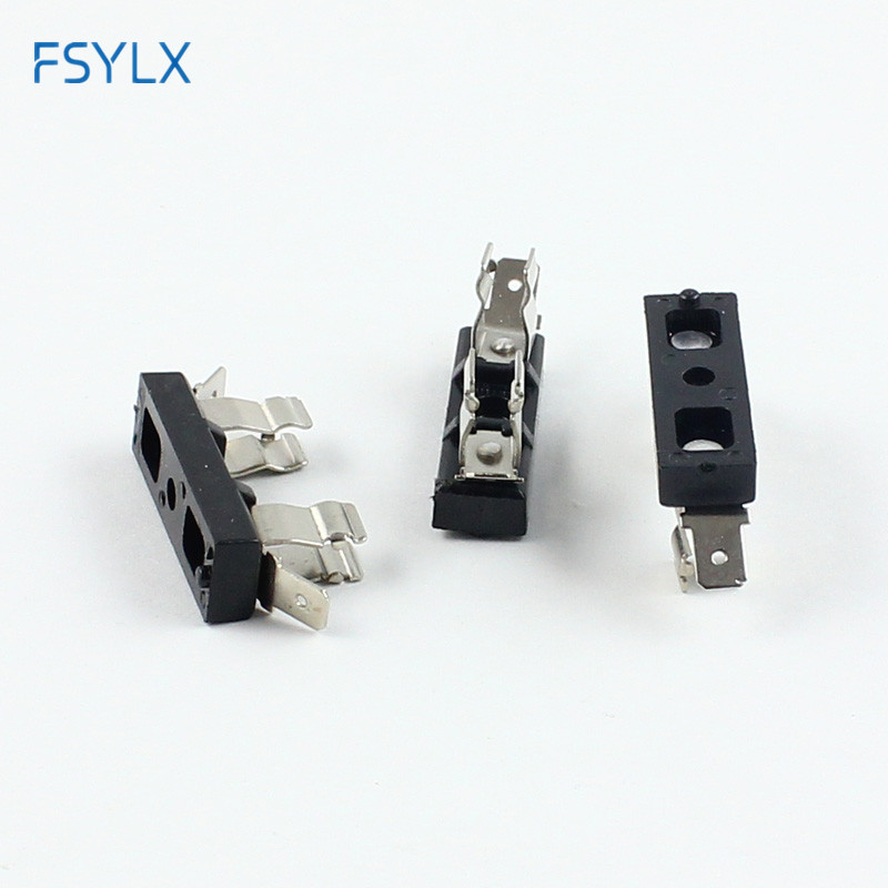 FSYLX 4Pcs Led Festoon Bulb Holder Adapter 31mm-36mm Festoon C5W Led Lamp Socket For Festoon Dome License Light