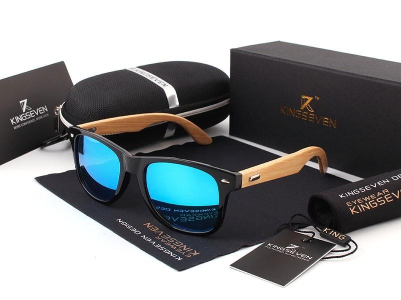 2016 New Bamboo Polarized Sunglasses Men Wooden Sun glasses Women Brand Designer Original Wood Glasses Oculos de sol masculino 13