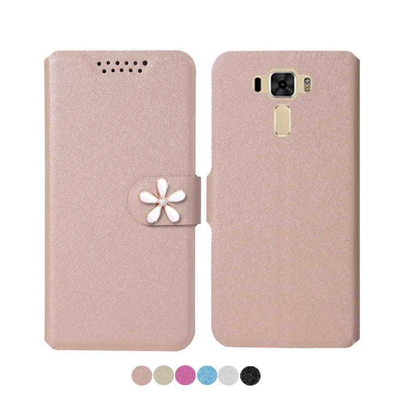 For Asus Zenfone 3 ZE520KL Case Asus Z017D Case Cover Flip PU Leather Phone Case For Zenfone 3 ZE520KL <font><b>ZE</b></font> ZE520 <font><b>520</b></font> 520KL <font><b>KL</b></font> image