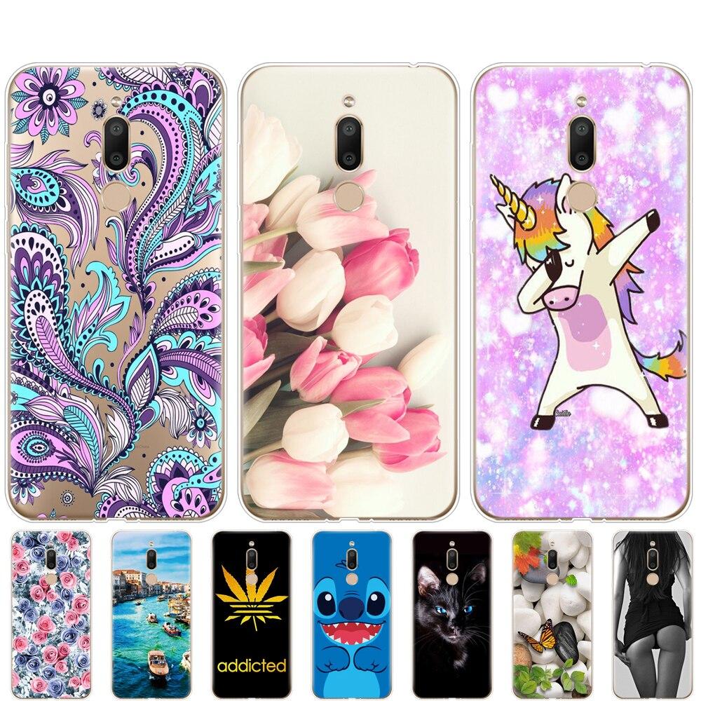 5.7 Inch Cover For Meizu M6T Silicone Soft TPU Back Shell Cover For Funda Meizu M6T Case Cover M6 T M 6T M811H Phone Case bumper