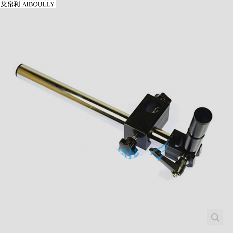 AIBOUYLLY SZM-09 Single Barrel Lens Bracket Universal Rod 25mm Bracket Universal Adjustment Link Multi-angle Tilt stand 100% new jintai dc power jack port vga usb board for dell inspiron 15r n5110 vostro v3550 pfyc8