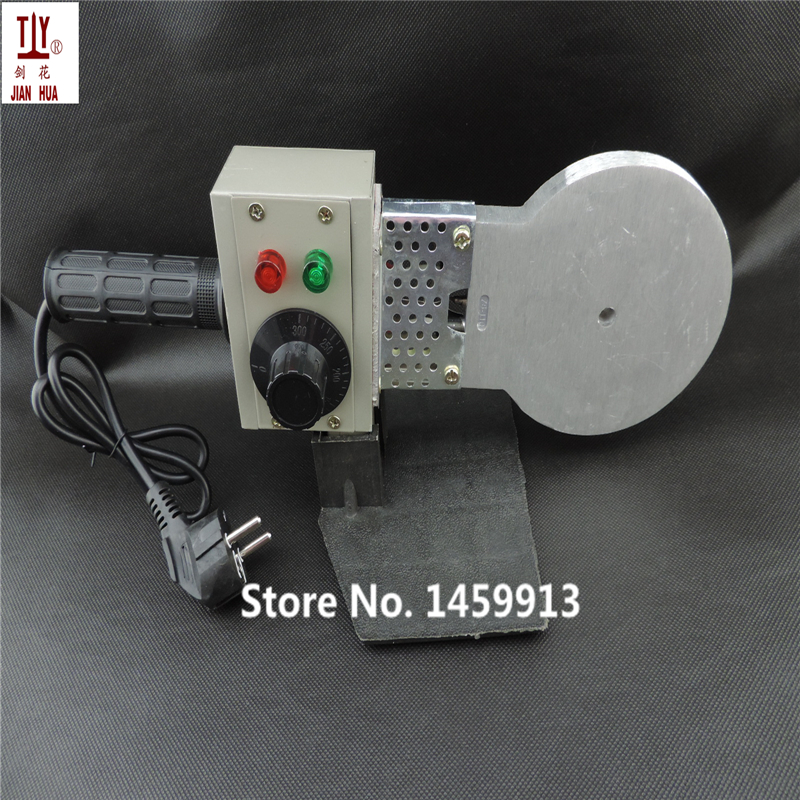 ФОТО Free Shipping Temperature Control 1000W 220V 75-110mm Welding Plastic Machine PPR welding extruder Only a machine without head
