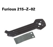 Walkera Furious 215-Z-02 Motor Fixing Plate Carbon Fiber Board for Walkera Furious 215 FPV Racing Drone Quadcopter Aircraft