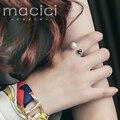 Delicado agradável anel antigo, anel ajustável do vintage feitos à mão nó simulado pérola anel de mulheres, feminino anel de dedo (ZK87)