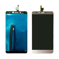 For infinix note 3 X601 Touch Screen Digitizer Glass Panel LCD Display phone Assembly With Tracking code