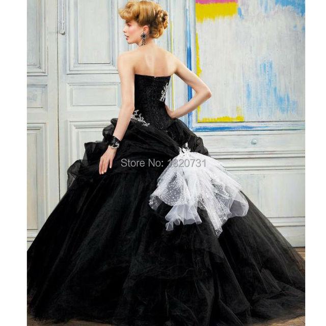 Vestidos de xv 2019 negro