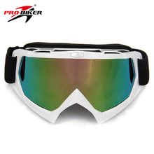 Pro-biker Motocross Off-Road Racing Gafas Gafas de Nieve de Esquí de Invierno de La Motocicleta Downhill Dirt Bike Skate ATV MTB Gafas de equitación