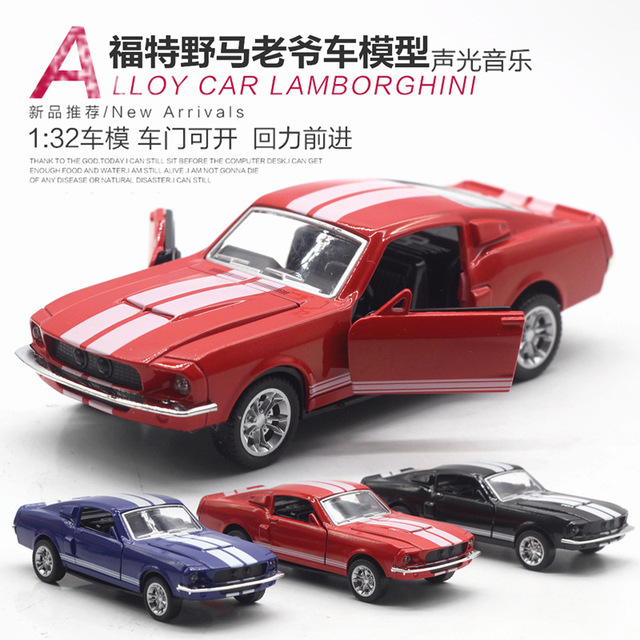 Electric Die Cast Alloy Simulation Car Models Cartoon Sedan Roadster