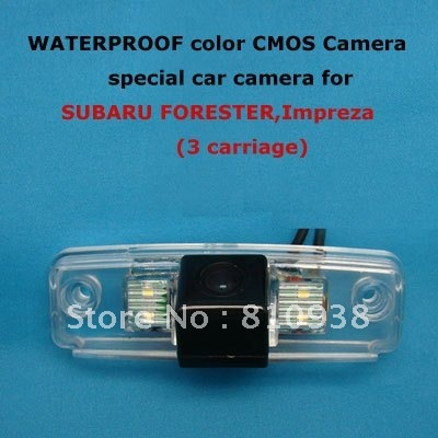 Special SUBARU FORESTER & Impreza Car Rear view REVERSE Guide Line Camera Car Rear View Reverse backup Camera 170 degree