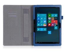"""2016 nueva tab cubierta del tirón para samsung galaxy tabpro s 12.2 """"w700 tablet case cuero de la pu case + soporte de mano + ranura para tarjeta"""