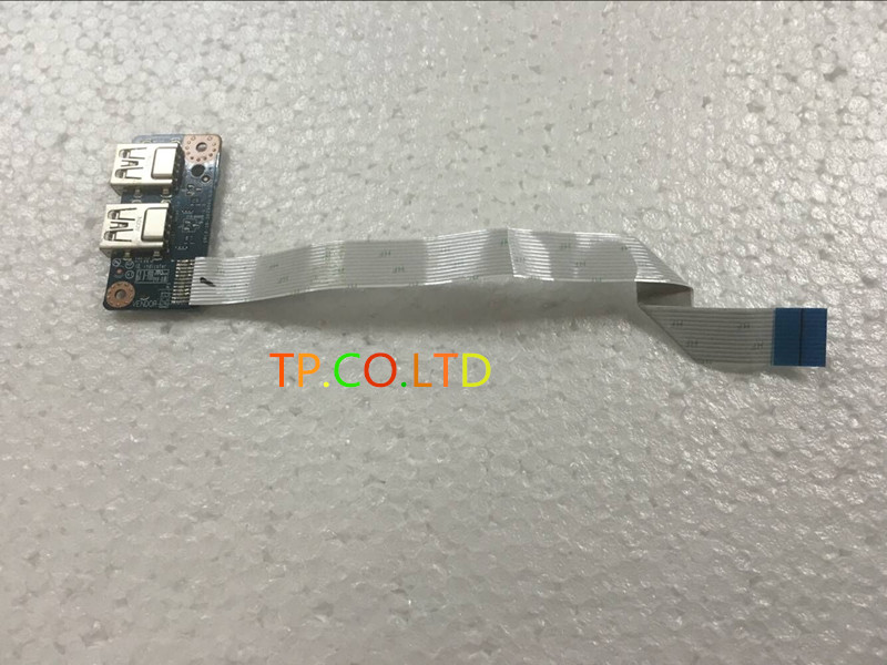 New Original laptop IO board for HP 15-R 15-S 15-G 250 G3 Laptop ZSO51 LS-A993P USB board 455MKK32L01 LS-A993P NBX0001JX00 bacchetta s r l a socio unico