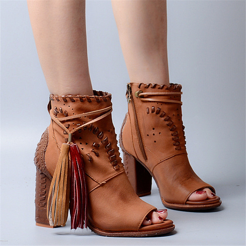 Fringe Boots Womens Promotion-Shop for Promotional Fringe Boots ...