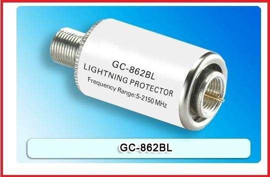 цена на CCAV Satellite TV Antenna lightning arrester Cable SPD Coaxial arrester surge arrester lightning protection