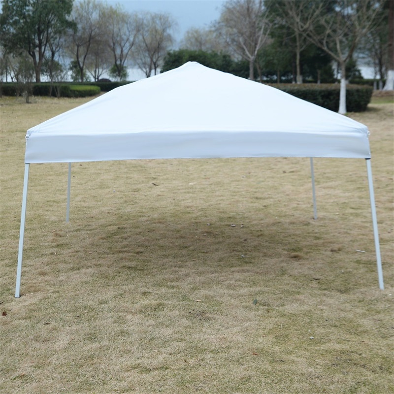10' X 10' EZ POP UP Wedding Party Canopy Carry Bag Water Proof 210d Oxford Fabric Coated Steel Frame Outdoor Awning OP2828 - 4