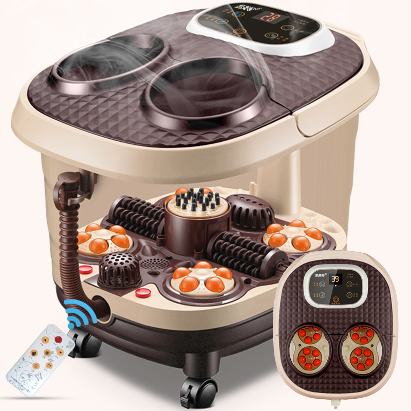 Traditional Chinese Medicine Electric Foot Care Machine Full Automatic Feet Heel Heating Massage Foot Washers Foot FileTraditional Chinese Medicine Electric Foot Care Machine Full Automatic Feet Heel Heating Massage Foot Washers Foot File