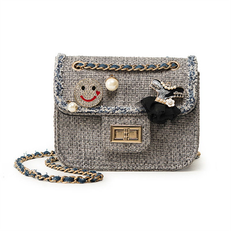Free shipping smiley creative fashion heart shaped weaving letter Acrylic mini flap clutch chain bag shoulder