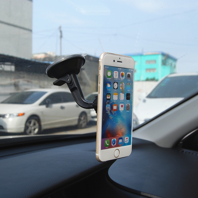 Magnetic Car Phone Holder Magnet Car Phone Holder Dashboard Windshield Stand Mount Support 360 Rotatable GPS Car Holder
