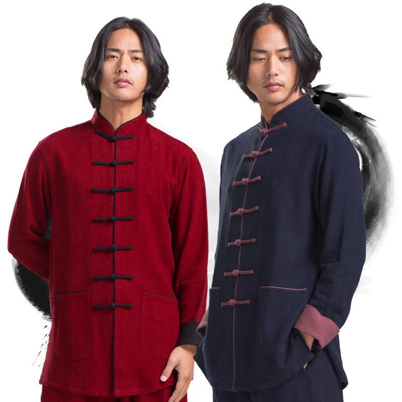 Bruce Lee Wing Chun tai chi martial art clothing kung fu uniform chinese traditional Tang suits men's Taijiquan Suits Wushu suit