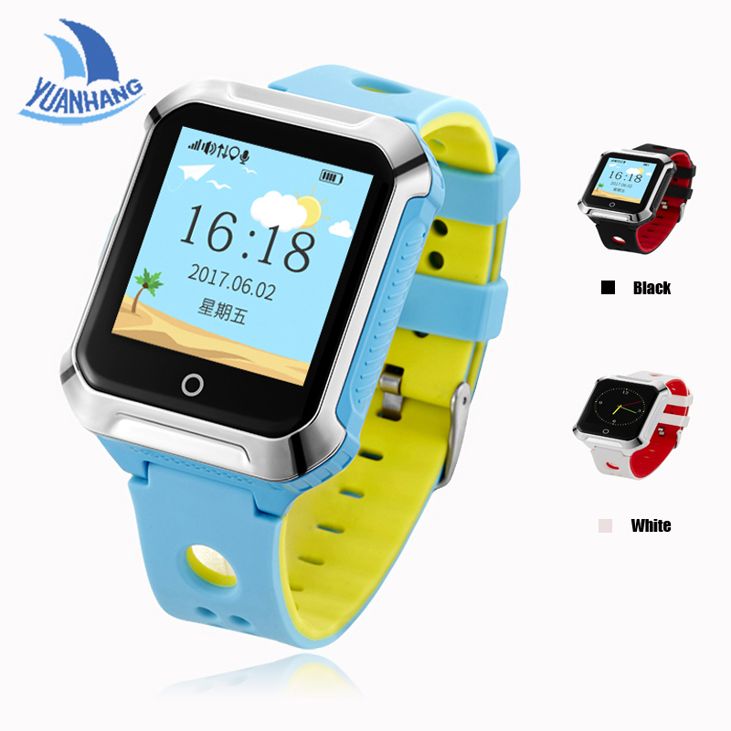 Smart Electronics Wearable Devices Smart Gps Wifi Tracker Locator Kids Baby Sos Call Remote Monitor Camera Alarm Sim Smartwatch Watch Wristwatch Ip67 Waterproof