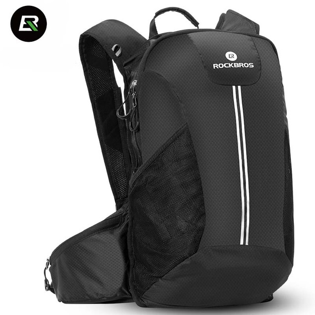 148587025640 Rockbros Sports Bag Men Women Outdoor Sport Climbing Camping Hiking Backpack  Waterproof Cycling Backpack With Storage bag
