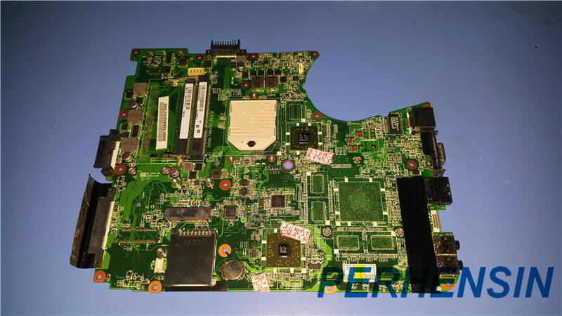 Original A000076380 DA0BL7MB6D0 FOR Toshiba Satellite L655D Motherboard  100% tested good v000138700 motherboard for toshiba satellite l300 l305 6050a2264901 tested good