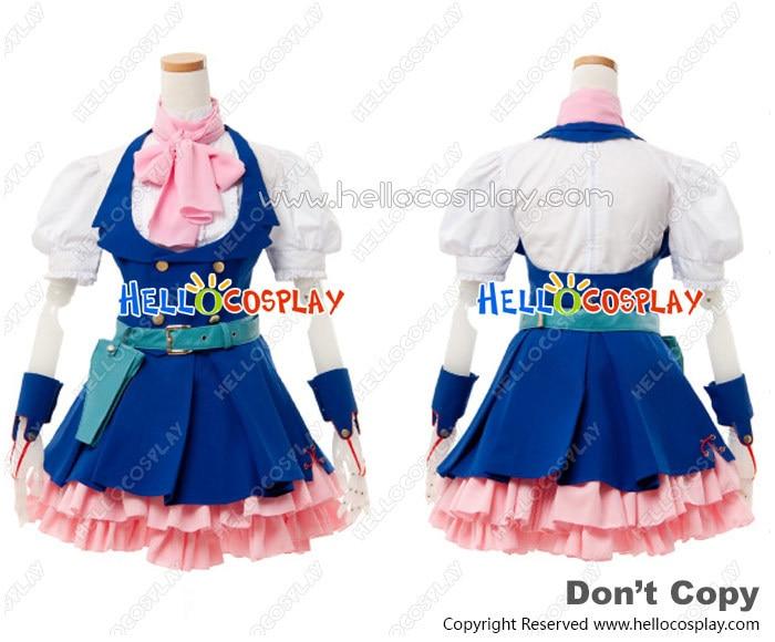 Macross Frontier Cosplay Sheryl Nome The False Diva Costume Full Set H008