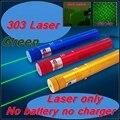 [ReadStar] RedStar 303 Зеленый высокая 1 Вт Лазерная указка лазерная ручка сжечь матч звезда колпачок 4 цветов лазерная только без батареи и зарядное устройство