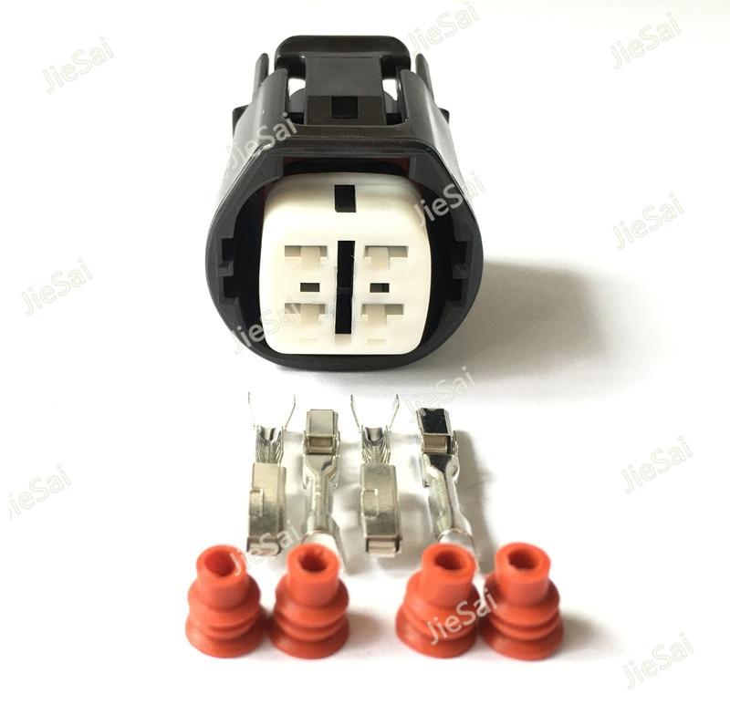 LOT of 2 Alternator Lead Repair Plugs for Denso Regulator Harness Toyota