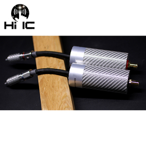 Image 2 - 1PC High Quality XLR RCA Cable Wire Filter Purifier HiFi Audio Noise Filter