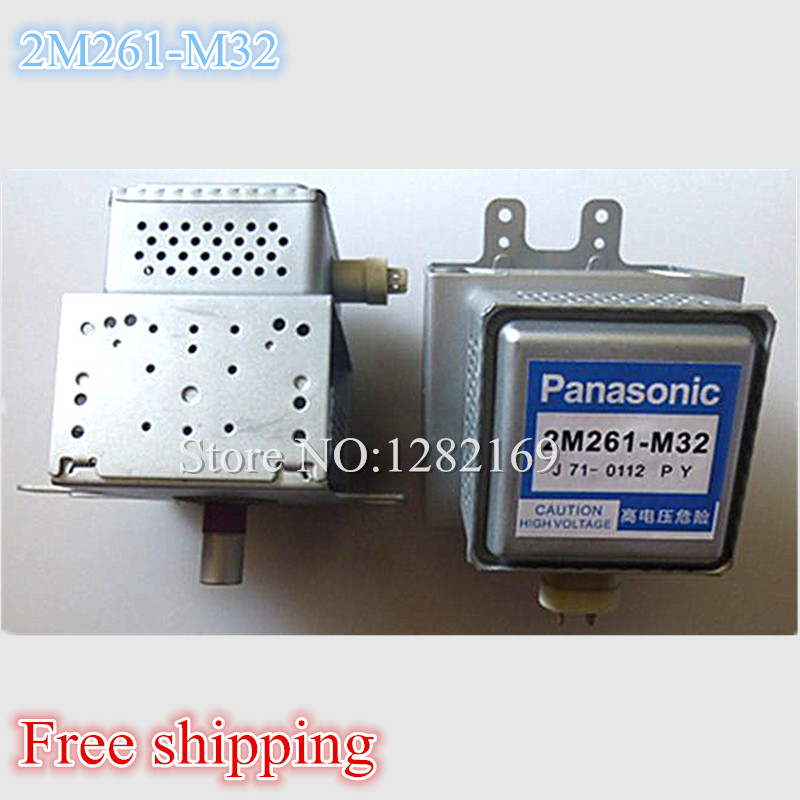 Microwave Oven Parts,Microwave Oven Magnetron 2M261-M32 2m261 m32 Refurbished Magnetron High Quality ! free shipping high quality microwave oven magnetron 2m261 m32 refurbished magnetron