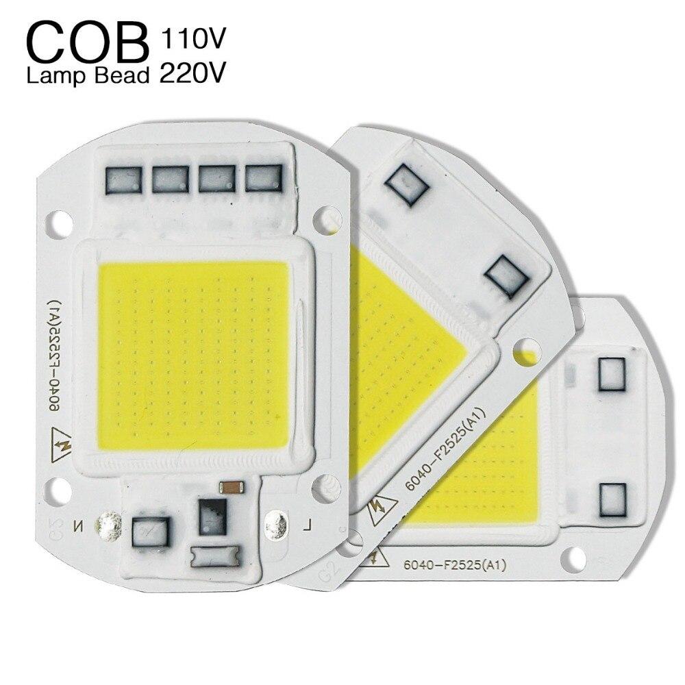 smd led cob chip bulbs ac 220v 110v 50w 30w 20w led lamp. Black Bedroom Furniture Sets. Home Design Ideas