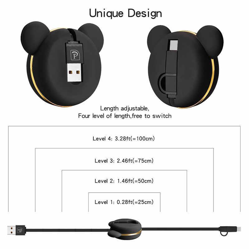 Кабель USB C Oatsbasf для samsung Galaxy S9 Plus One Plus 6 5 T Xiaomi mi x 2 кабель для быстрой зарядки и передачи данных для кабеля Xiaomi mi 8