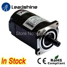 Leadshine ACM601V36 100 Вт Бесщеточный Серводвигатель ПЕРЕМЕННОГО ТОКА, с 2,500-Линия Энкодера и 4,000 ОБ./МИН. Пиковая Скорость