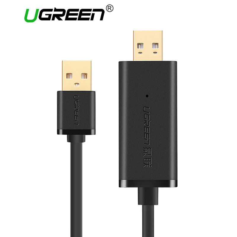 Ugreen High Speed USB 2 0 PC to PC Data Link Cable Online Share Sync Data