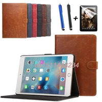 High Quality Fashion Stand Leather Case Cover For Ipad Mini 1 2 3 4 Ipad 2