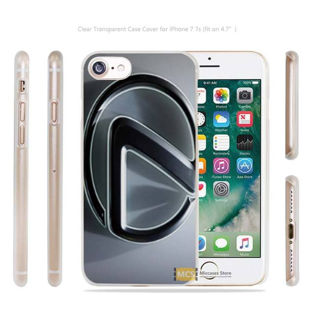 Lexus Logo Transparent Case For iPhone