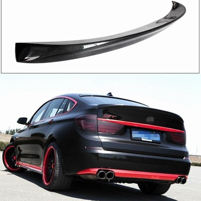 AC Стиль заднее крыло спойлер для BMW 5 серии GT Gran Turismo углерода Волокно f07 535i 550i 520d 530d 535d 2014 2015 на 2016