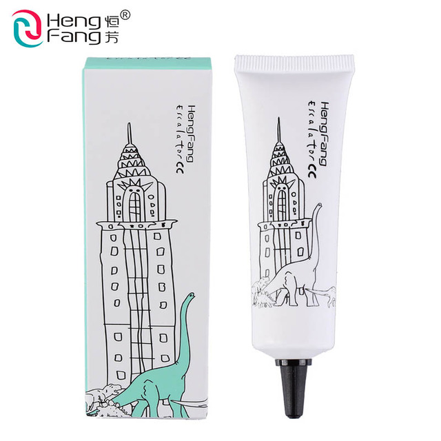 Magic Color 3 Colors BB Cream Concealer CC Cream Hydrating 30g Zoo Series Face Makeup Brand HengFang #H8434