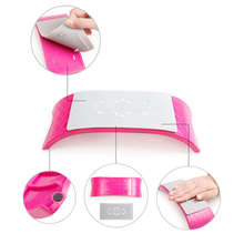 Hand Rests Silicone Nail Art Cushion Pillow Hand Holder Cushion Table Nail Art Salon Nail Design Manicure Tool Equipment pandahall portable manicure nail table for nail station desk beauty salon equipment black white foldable nail desk