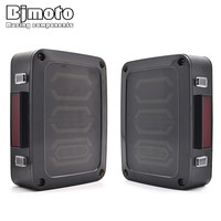 The Newest Jk Car Taillight LED Tail Light With Brake Turning Reverse Light For Jeep Wrangler