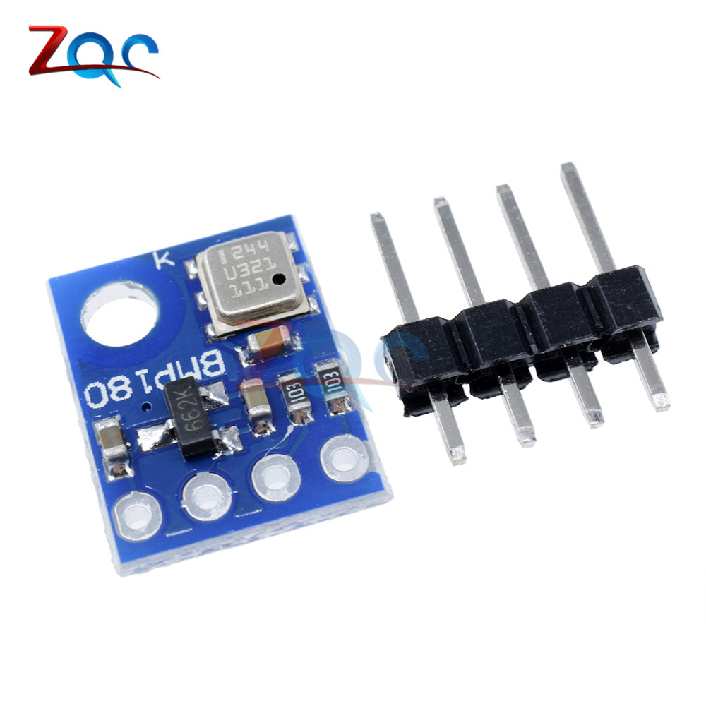 GY-68 BMP180 GY68 Replace BMP085 Digital Barometric Pressure Sensor Board Module For Arduino rcmall bme280 pressure humidity temperature barometric pressure altitude sensor module with iic i2c for arduino fz1639