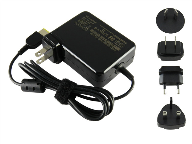 20 v 4.5a 90 w laptop ac power adapter para lenovo thinkpad x1 carbono E431 X230S X240S T440 S3 S5 G400 G405 G500 G505 G500S